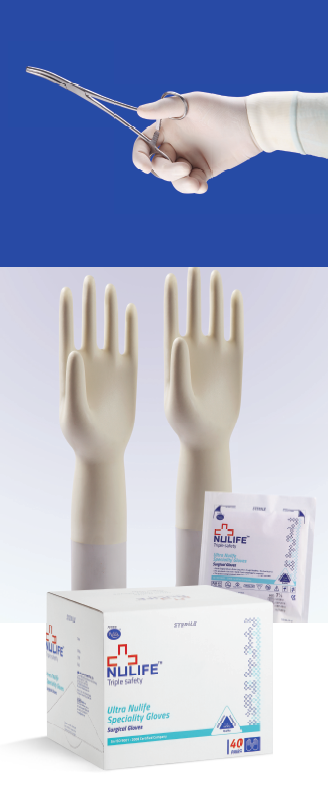 Ultra Nulife Beadless Gloves
